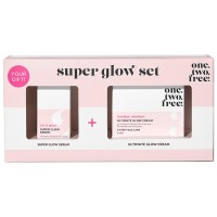 one.two.free! Super Glow Facial Care Set