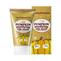 TOO COOL FOR SCHOOL Pumpkin 24K Purifying Mask