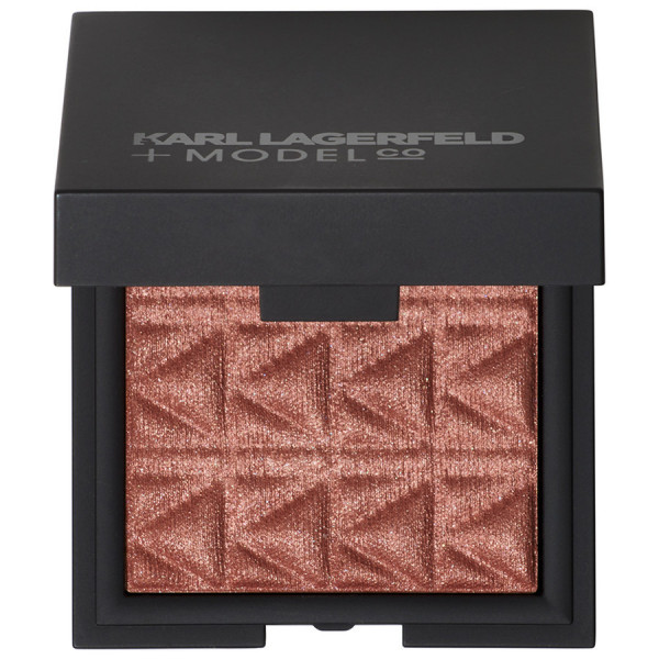 Karl Lagerfeld + ModelCo Luxe Highlight & Glow Highlighter