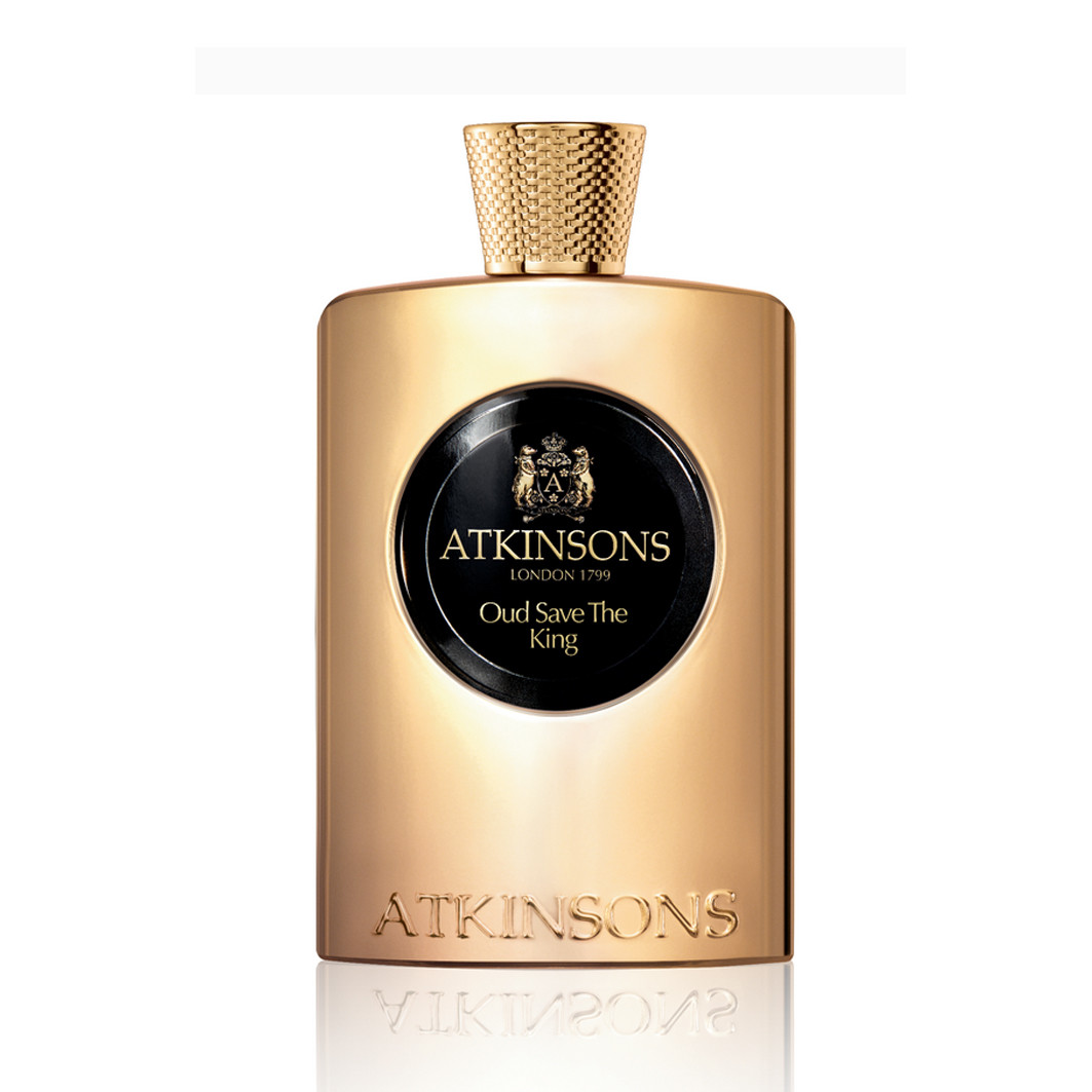 Atkinsons London Oud Save The King Eau de Parfum