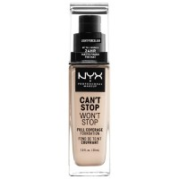 NYX Professional Makeup Can't Stop Won't Stop 24h Foundation