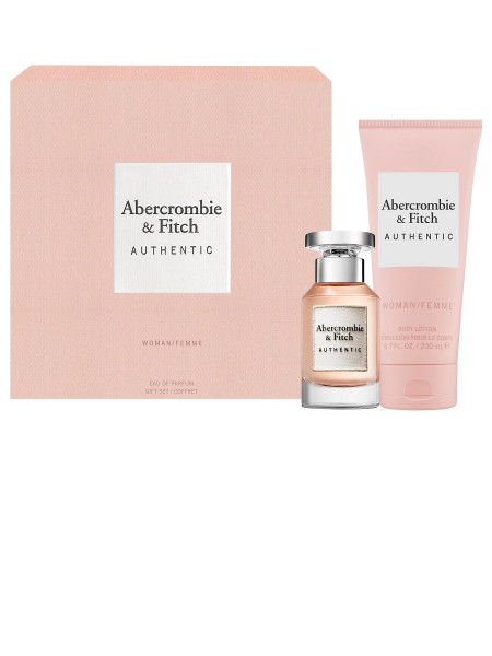 Abercrombie & Fitch Authentic Women Gift Set