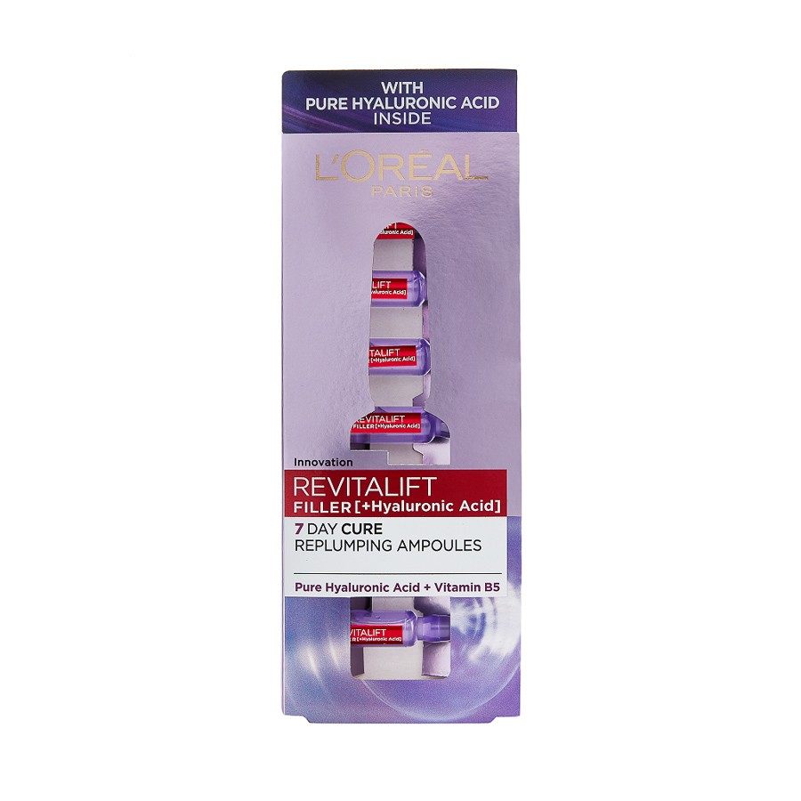 L'Oreal Paris Fiole Revitalift Filler acid hialuronic