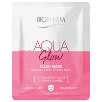 Biotherm Aqua Super Sheet Mask Glow Moisturizing Mask