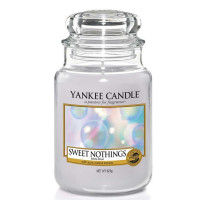 Yankee Candle Large Jar Sweet Nothings
