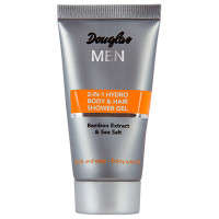 Douglas Men Travel Body & Hair Shower Gel