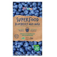7th Heaven Superfood Blueberry Mud Mask