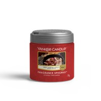 Yankee Candle Fragrance Sphere Crisp Campfire Apples