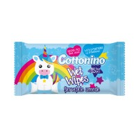 Cottonino Servetele Umede Blue Unicorn