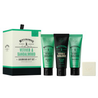 Scottish Fine Soaps Vetiver & Sandalwood Gift Set