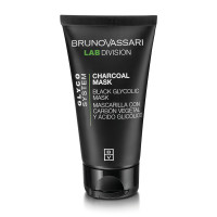 Bruno Vassari Charcoal Mask