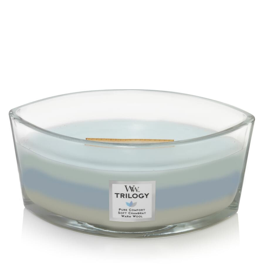 WoodWick Candle Ellipse Woven Comforts