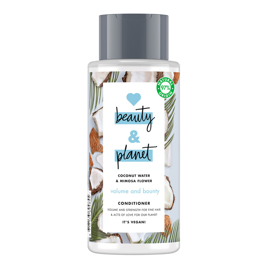 Love Beauty and Planet Coconut & Mimosa Flower Conditioner