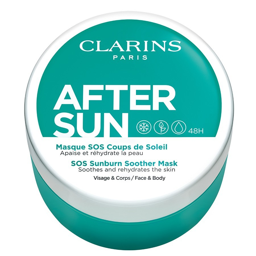 Clarins Face & Body Mask As