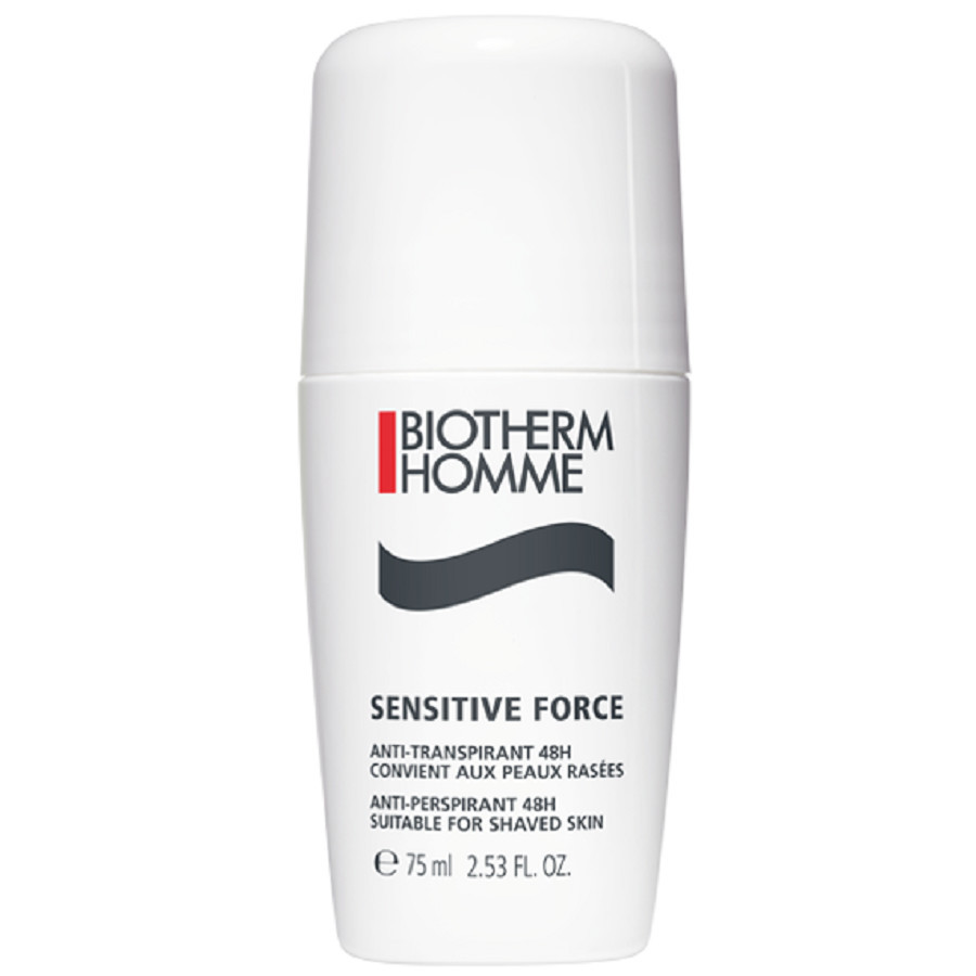 Biotherm Homme Sensitive Force Anti-Transpirant 48H Roll On
