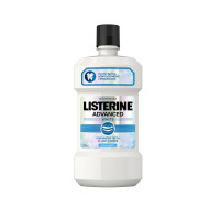Listerine Mouthwash Advance White