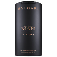 Bvlgari Man In Black Shower Gel