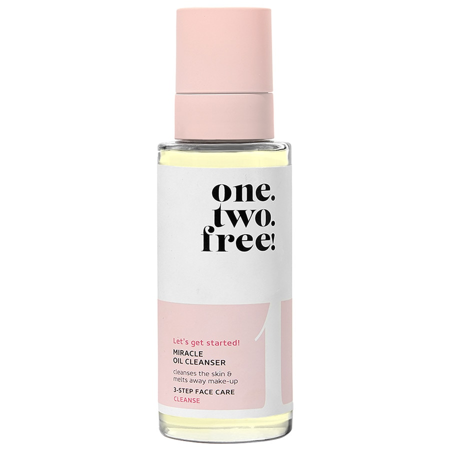 One.Two.Free! Miracle Oil Cleanser0134