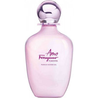 Salvatore Ferragamo Amo Flowerful Bath and Shower Gel