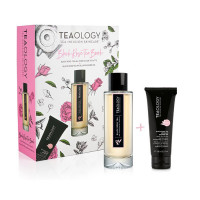 Teaology Black Rose Tea Book Set