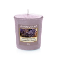 Yankee Candle Candle Votive Dried Lavender & Oak