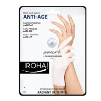 Iroha Hands and Nails Gloves Treatment Anti-age-Pearl