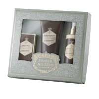 Panier Des Sens Honey Body Care Set