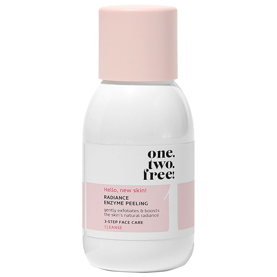 one.two.free! Radiance Enzyme Peeling