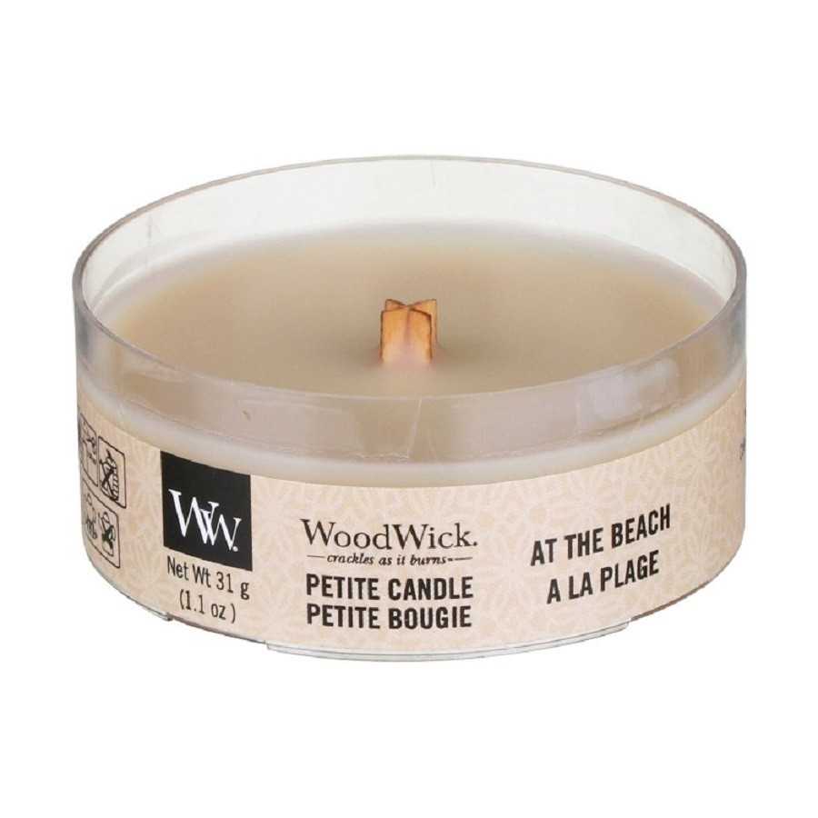 WoodWick Petite At The Beach