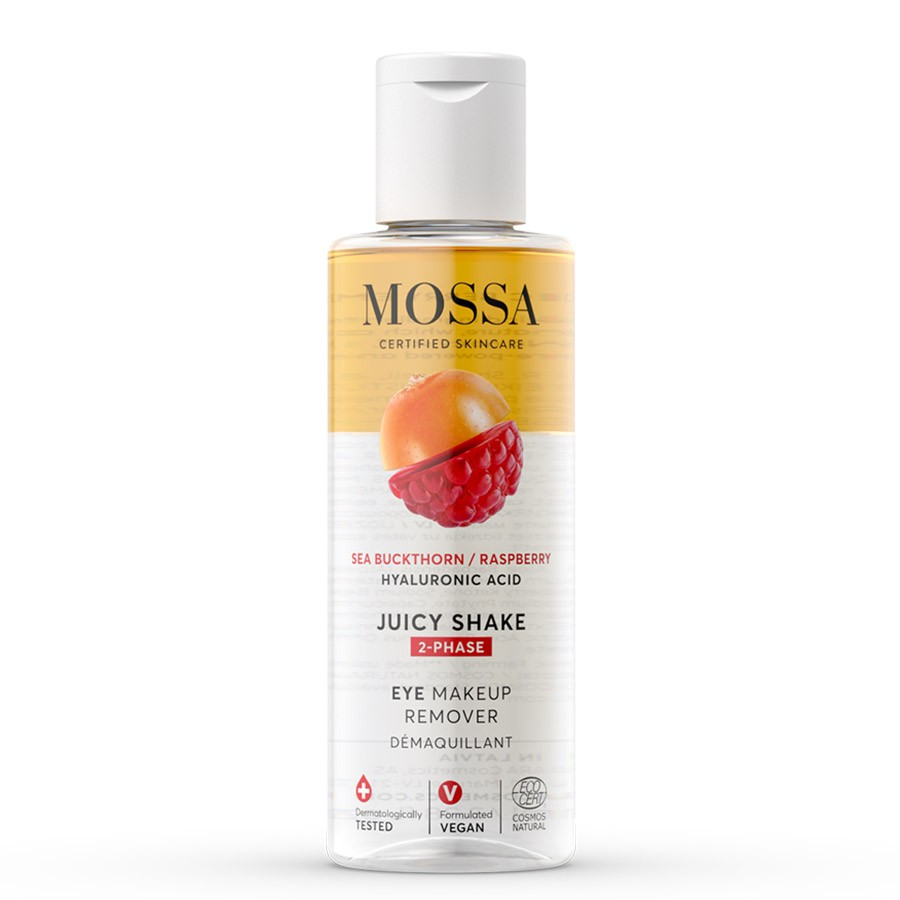 Mossa Eye Makeup Remover with Sea Buckthorn Raspberry and Hyaluronic Acid