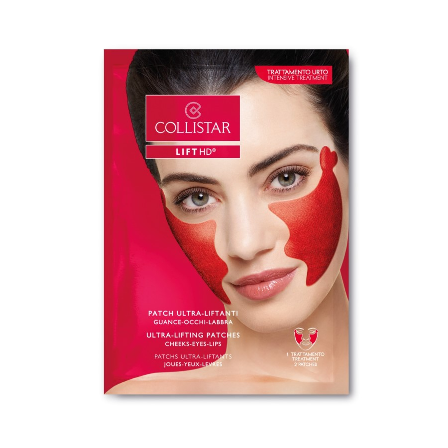 Collistar Ultra-Lifting Patches Cheeks-Eyes-Lips