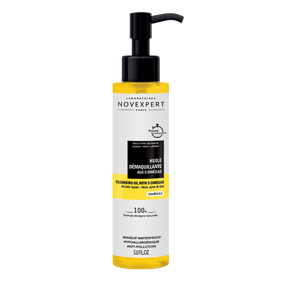 Novexpert Cleansing Oil with 4 Omegas