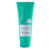 Teaology Yoga Care Hand & Body Cream with Anti-bacaterial