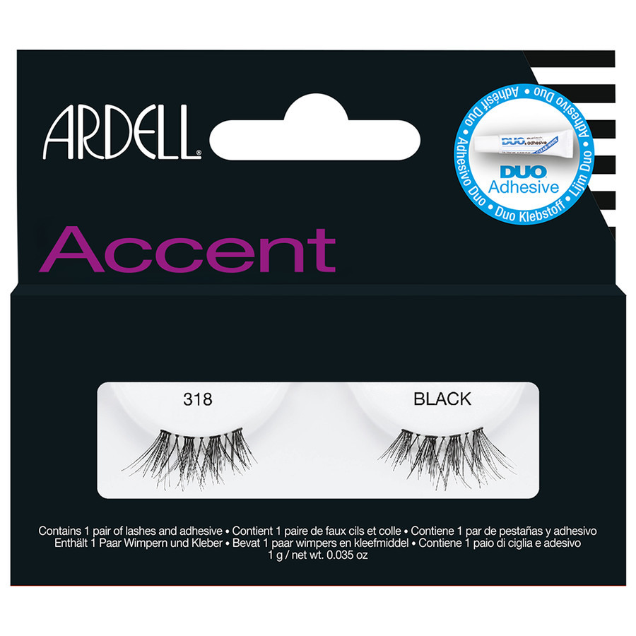 Ardell Accent Lashes # 318