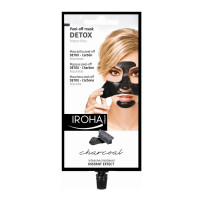 Iroha Black Peel-off MaskCharcoal-Detox