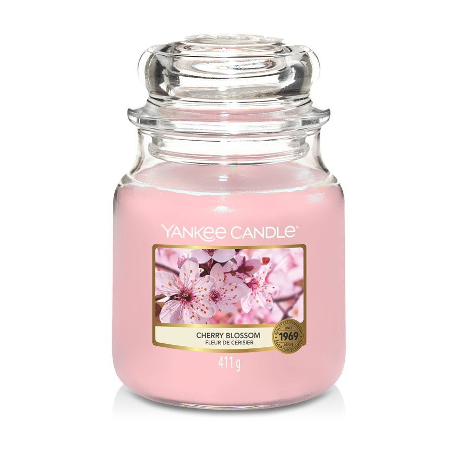 Yankee Candle Candle Jar Cherry Blossom