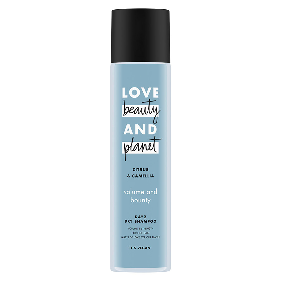 Love Beauty and Planet Volume and Bounty Citrus & Camelia