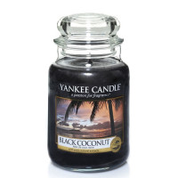 Yankee Candle Large Jar Black Coconut