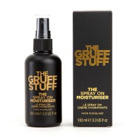 The Gruff Stuff The Spray On Moisturiser