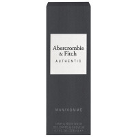 Abercrombie & Fitch Authentic Men Hair & Body Wash