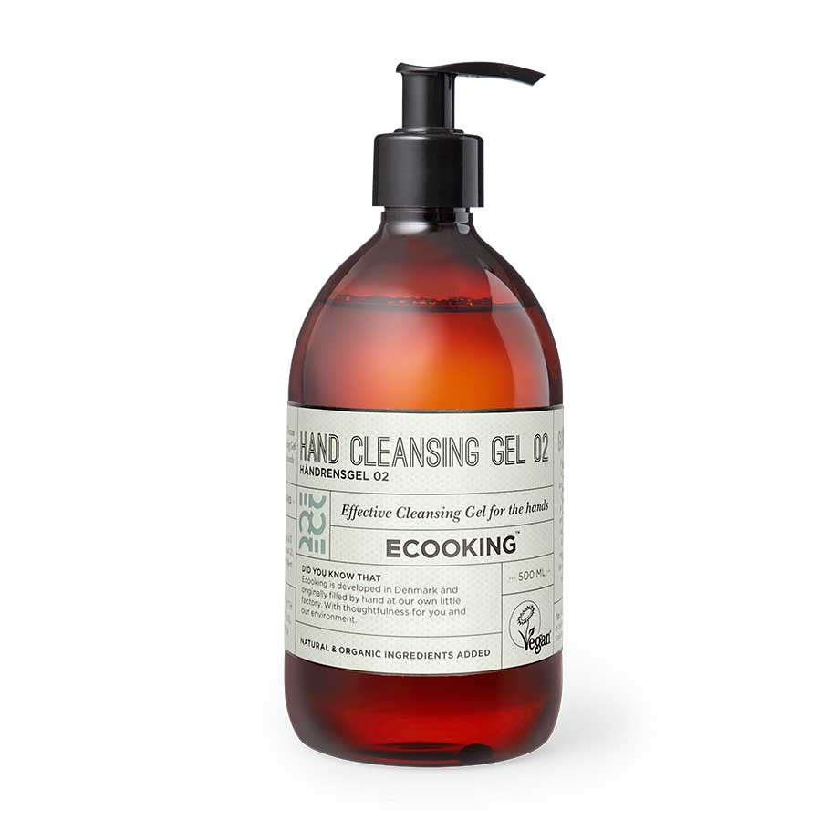Ecooking Hand Cleansing Gel 02