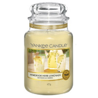 Yankee Candle Large Jar Homemade Herb Lemonade