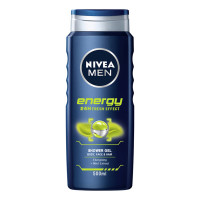 Nivea Men Gel De Dus Energy