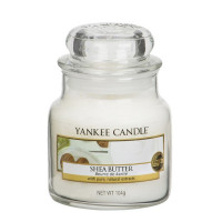 Yankee Candle Small Jar Shea Butter