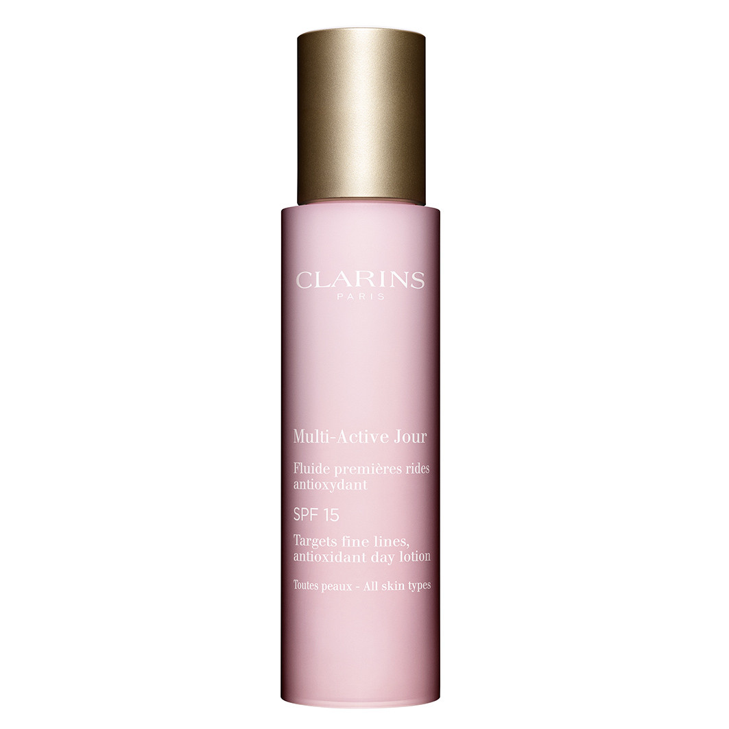 Clarins Multi-Active Day Lotion SPF 15 All Skin Types