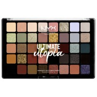 NYX Professional Makeup Ultimate Eye Shadow Palette Utopia