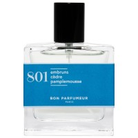 Bon Parfumeur 801 Sea Spray Cedar Grapefruit
