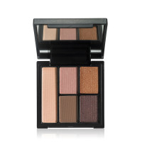 E.L.F. Elf Contouring Clay Eyeshadow Palette  Saturday Sunsets