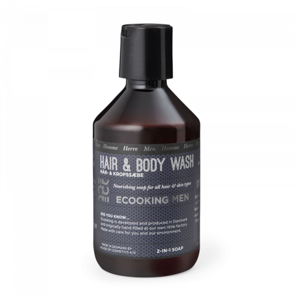 Ecooking Men Hair&Body Shampoo