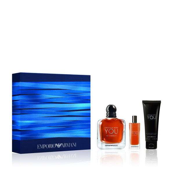 Armani Armani Stronger With You Intense Gift Set